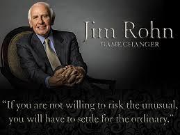 Jim Rohn - Game Changer