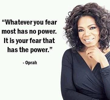 Oprah wisdom